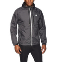 New Balance Men's Water Resistant Jacket, Magnet, Medium