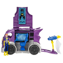 DC Super Hero Girls Batgirl & Vehicle Playset