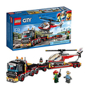 LEGO City Great Vehicles Heavy Cargo Transport 60183 Building Kit