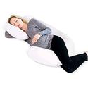 Restorology Full 60-Inch Body Pregnancy Pillow