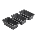 Wilton 3 Piece Mini Loaf Pan Set
