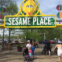 Sesame Place Any Two Day Ticket plus Meal Ticket