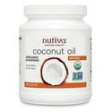 Nutiva 有机特级精炼椰子油 1.6升装
