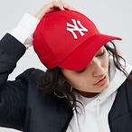 New Era 鸭舌帽