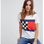 Tommy Hilfiger 比赛旗T恤
