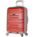 "Olympia Denmark 21"" Carry-on Spinner, Wine"
