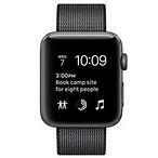 Apple Watch Sport 尼龙表带