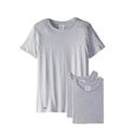 Lacoste Men's Essentials Cotton Crew-Neck T-Shirt 3pk