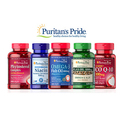 Puritans Pride: Extra 20% OFF Best Sellers