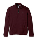 Champion Men's Premium Performance Fleece Quarter-Zip Pullover