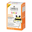 Zarbee's Naturals Baby Immune Support & Vitamins Supplement