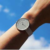 Skagen Klassik Women's Two-Hand Woven Steel Watch