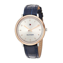 Tommy Hilfiger Women's 'SPORT' Quartz Gold and Leather Casual Watch