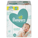 Pampers 帮宝适敏感肌肤婴儿湿巾-576片