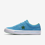 Converse One Star Pinstripe