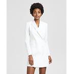 Wool Blazer Dress