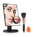 Easehold Lighted Makeup Vanity Mirror