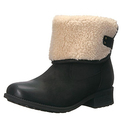 UGG Women's Aldon Winter Boot - Black 5.5US