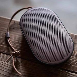 B&O Beoplay P2 Bluetooth Wireless Speaker - Umber