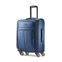 "Samsonite Leverage LTE Spinner 20"" Carry-On - Poseidon Blue"