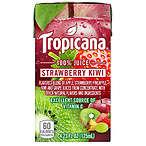 100% 奇异果草莓汁