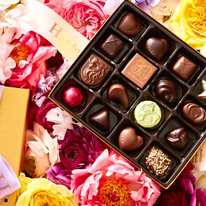 Godiva: 精选巧克力礼盒可享 20% OFF