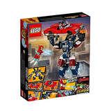 LEGO 乐高 漫威超级英雄系列 76077 钢铁侠:底特律铁甲袭击