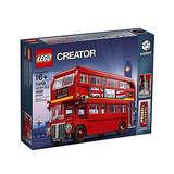 LEGO 乐高 创意百变系列 10258 伦敦巴士