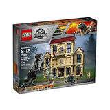 LEGO Jurassic World Indoraptor Rampage at Lockwood Estate 75930 Building Kit