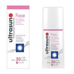 ultrasun SPF 30 Face Sun Lotion 50ml