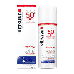 ultrasun SPF 50+ Extreme Sun Lotion 150ml