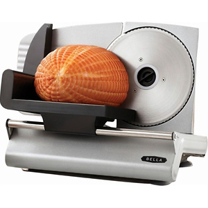 Bella Electric Stainless Steel Food Slicer