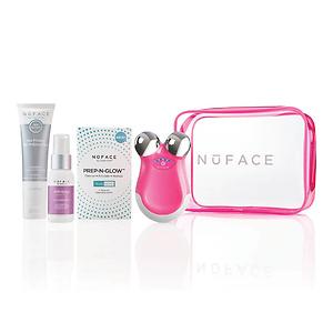 NuFACE Mini Facial Toning Device NF-Mini-PetalPink