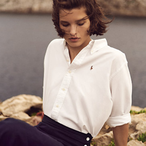 Ralph Lauren: Extra 30% OFF with $150 Purchase