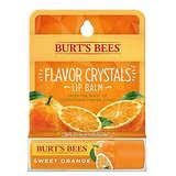 Burt's Bees Flavor Crystals 100% Natural Lip Balm