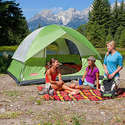 Coleman Sundome 6-Person Dome Tent-Green