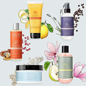Crabtree & Evelyn: Buy 2 Get 3 and extra 25% OFF !