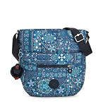 Bailey Printed Saddle Bag