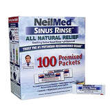 NeilMed Sinus Rinse Premixed Refill Packets 100 ct.