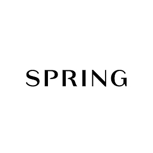 Spring: 10% OFF + 10% Cashback On Select Brands