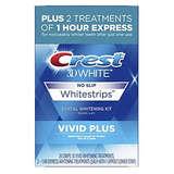 Crest 3D White Whitestrips Vivid Plus 12 Treatments