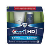 Crest Pro-Health HD Toothpaste Daily Two-Step System