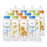 Evenflo Zoo Friends Bottle 8oz * 12ct