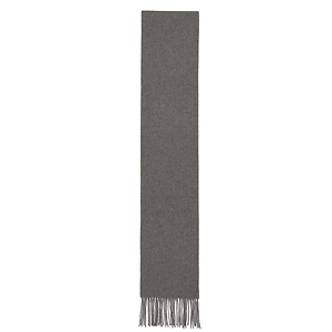 Acne Studios 经典灰色Canada 羊绒围巾