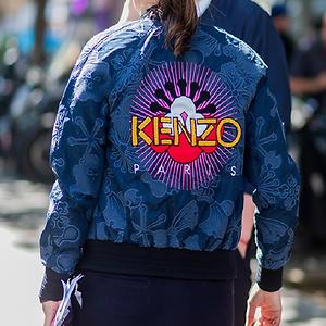 SSENSE 年中大促:Kenzo 时尚短袖、平底鞋 低至5折