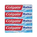 Colgate MaxClean Foaming Whitening Toothpaste 4pk