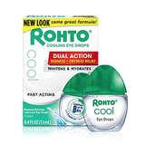 Rohto 乐敦Cool 缓解红血丝眼药水3瓶