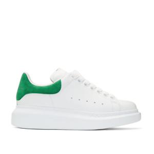 Ssense: Alexander McQueen小白鞋低至4折热卖!