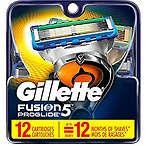 吉列fusion 5 12支装