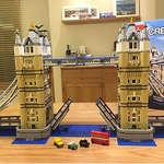 LEGO 伦敦大桥10214
